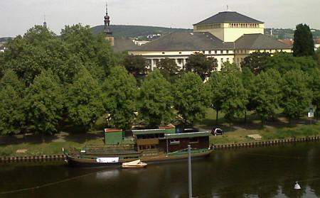 Saarbrücken, Saar und Theater