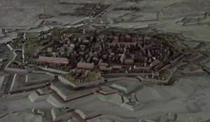 Landau, Stadtmodell