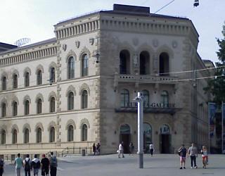 """Saarbrücken, Einkaufszentrum """"Europa-Galerie"""""""
