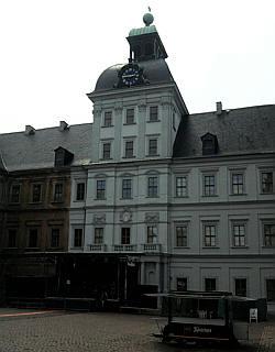 Weißenfels, Schloss Neu-Augustusburg