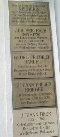 Weißenfels, Schlosskirche