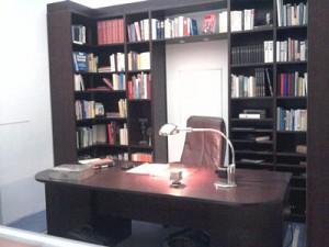 Unkel, Wily Brandts Arbeitszimmer