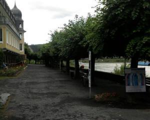 Unkel, am Rhein
