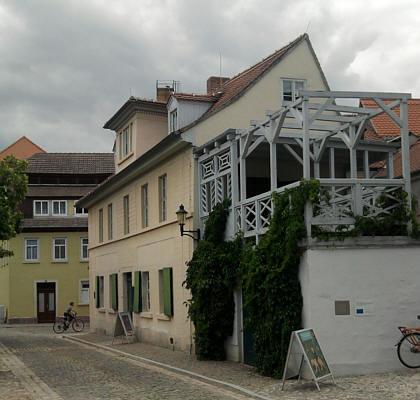 Naumburg, Nietzsche-Haus