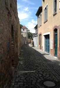 Naumburg, Stadtmauer