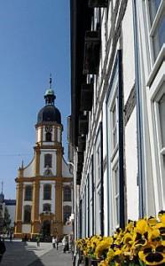 Suhl, Kreuzkirche
