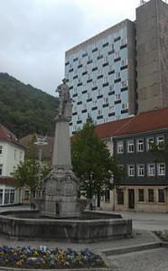 Suhl, Marktplatz