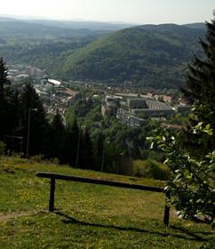 Suhl, Thüringer Wald