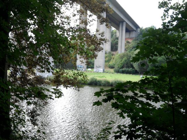 Limburg, Autobahnbrücke