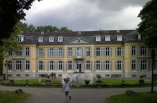 Leverkusen, Schloss Morsbroich