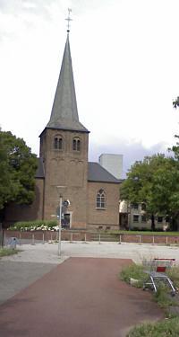 Leverkusen-Wiesdorf, St. Antonius-Kirche