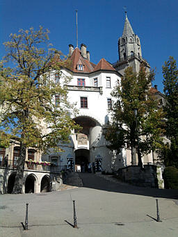 Sigmaringen, Schlosstor