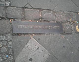 Berliner Mauer (Verlauf)