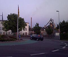 Dillingen, Dillinger Hütte