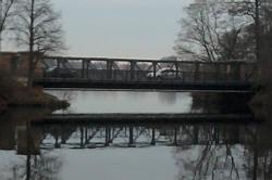 Eiswerder, Brücke