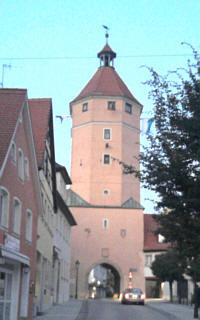 Gunzenhausen, noch ein Turm