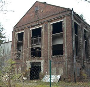 Spandau, vermutlich ehemalige Giftgasfabrik