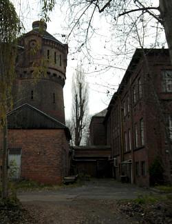 Spandau, vermutlich ehemalige Pulverfabrik