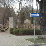 Eisleben, sowjetischer Soldatenfriedhof