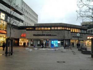 Wolfsburg, Fußgängerzone
