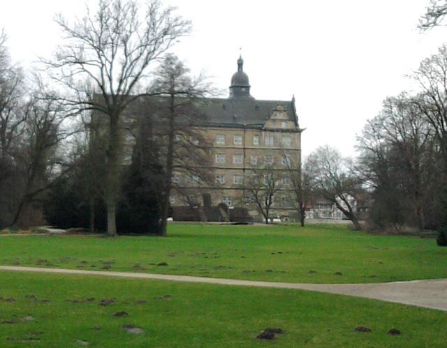 Wolfsburg, Schloss Wolfsburg