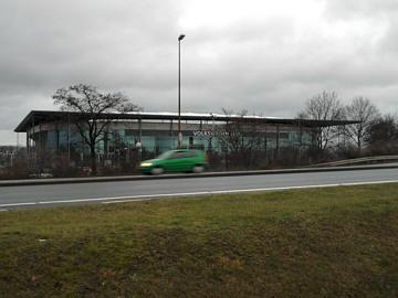 Wolfsburg, Volkswagenarena
