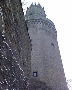 Andernach, runder Turm