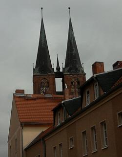 Stendal, Kirchtürme