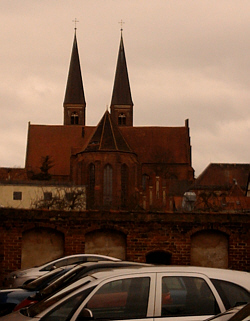 Stendal, mehr Kirchtürme