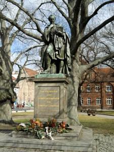 Stendal, Winckelmanndenkmal