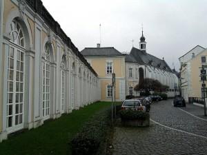 Brühl, Schlosskirche