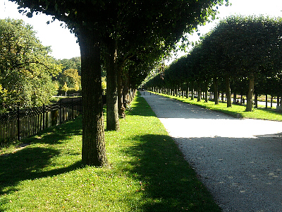 Brühl, Schlosspark
