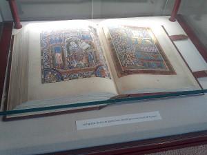 Helmarshausen (Bad Karlshafen), Evangeliar Heinrichs des Löwen als Faksimile