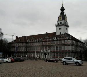 Wolfenbüttel, Schloss inkl. Turm