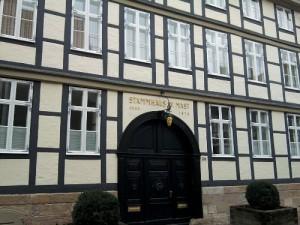 Wolfenbüttel, Stammhaus Mast