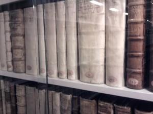 Wolfenbüttel, in der Herzog-August-Bibliothek