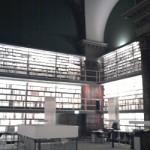 Wolfenbüttel, in der Herzog-August-Bibliothek (aus konservatorischen Gründen kein tolles Foto)