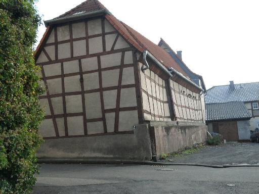 Dattenberg, Fachwerkhaus