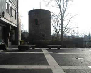 Dattenberg, Turm der alten Dattenburg