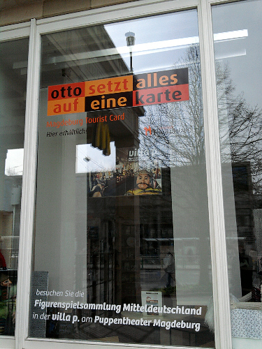 Magdeburg, Otto-Werbung