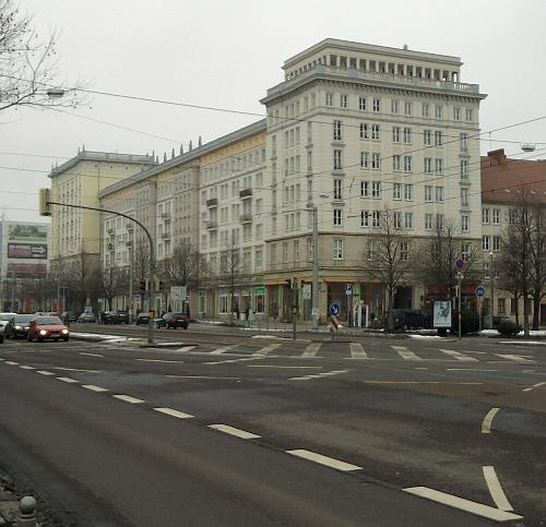 Magdeburg, Stalingotik und breite Straßen