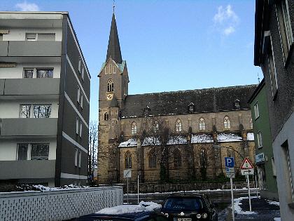 Marl-Alt-Marl, Kirche Sankt Georg