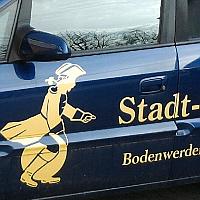 Bodenwerder, mehr Münchhausen-Werbung