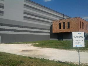 Königsbronn, Gebäude der SHW Casting