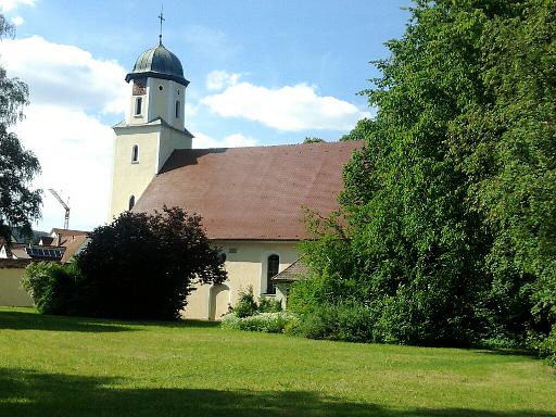 Königsbronn, Klosterkirche aus dem 16. Jahrhundert