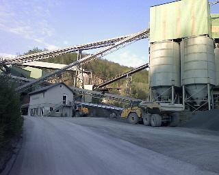 Kupferberg, Diabasbergbau