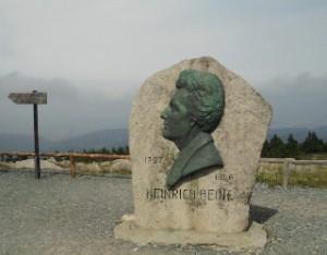Brocken, Heinrich-Heine-Denkmal