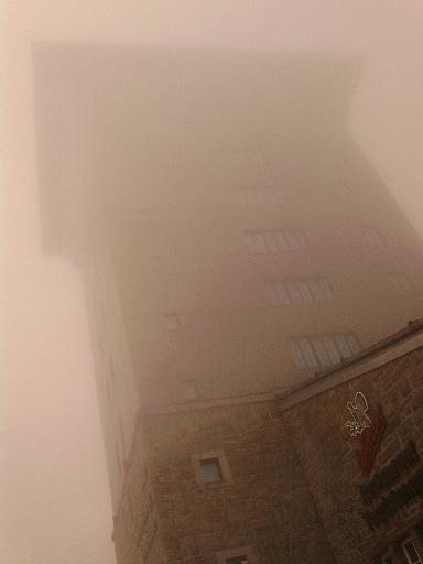 Brocken, alter Fernsehturm (heutiges Hotel)