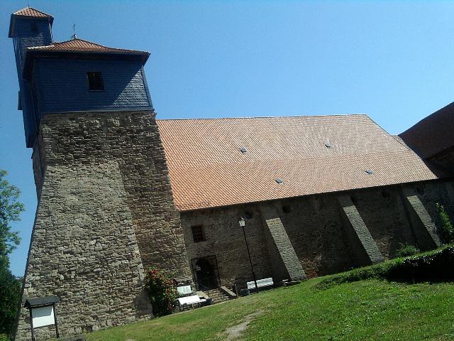 Ilsenburg, romanische Klosterkirche
