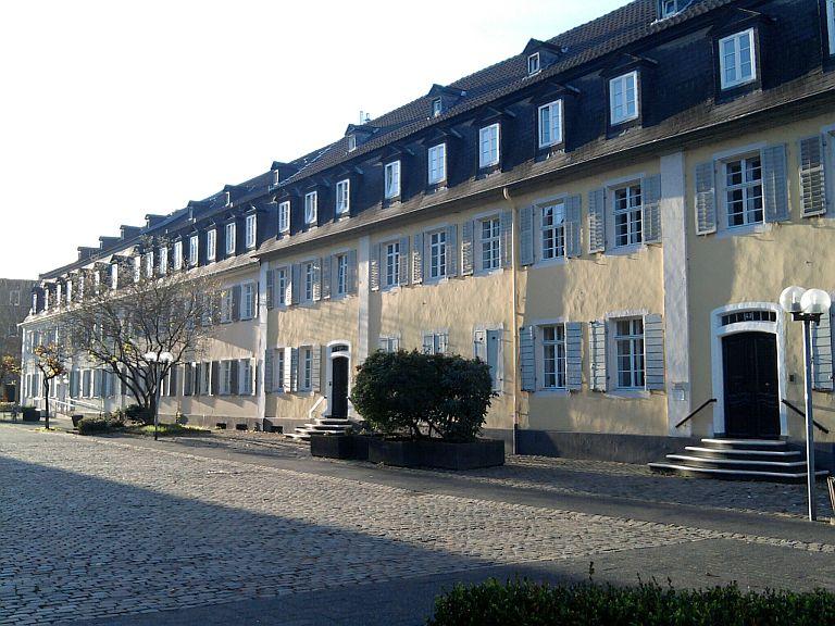 Neuwied, Herrnhuter-Viertel